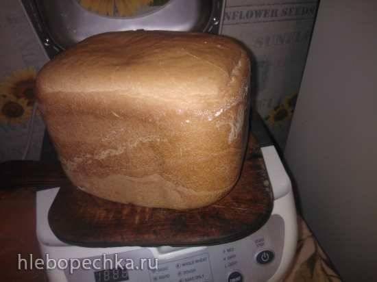 Zelmer 43z011. Дрожжевой хлеб