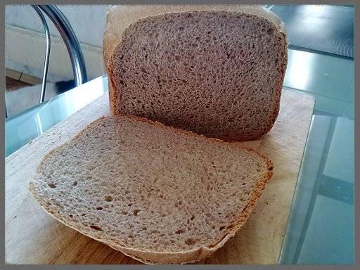 Хлеб пшенично-зерновой на закваске