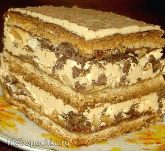 Торт-пляцок Вышиванка