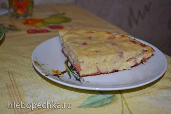 Сырный пирог (мультиварка Brand 37501)