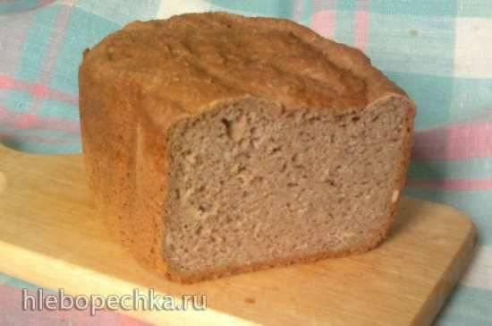 Хлеб универсальный с кориандром и тмином в хлебопечке