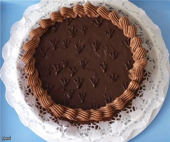 торт гусиные лапки рецепт с фото на хлебопечка ру