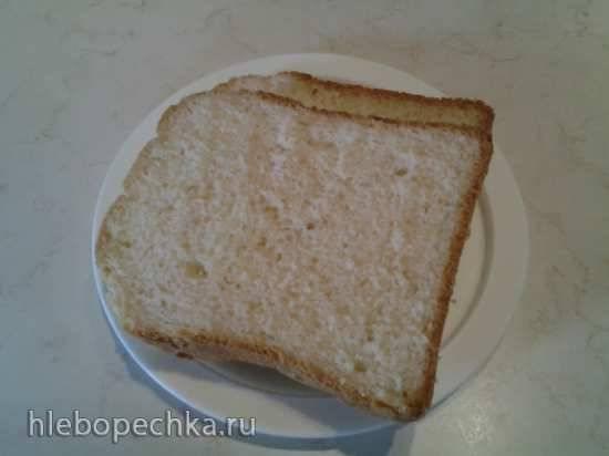 Silver crest.  Белый хлеб