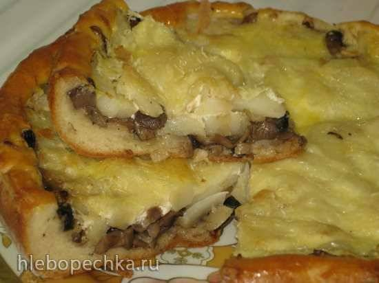 Пирог Грибник