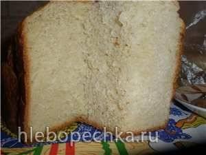 Binatone BM2169. Простой белый хлеб