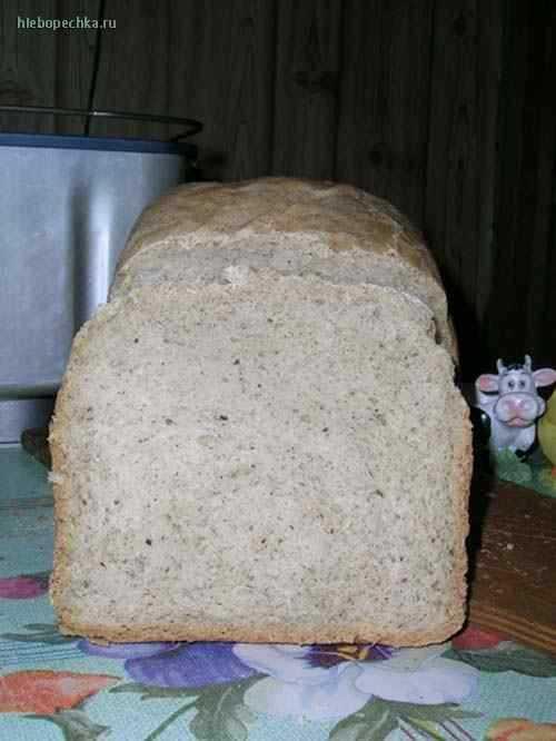 Льняной хлеб Льняной хлеб