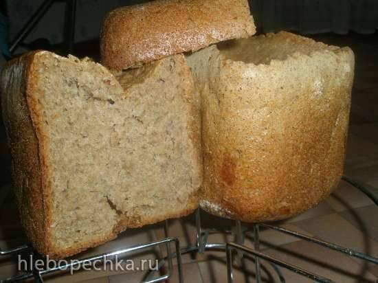 Самый вкусный хлеб в хлебопечке