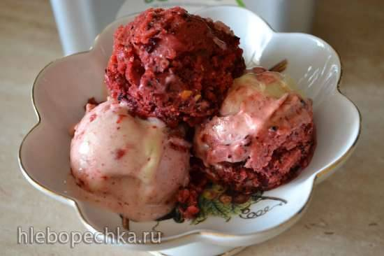 Фруктово-ягодное мороженое Вкус из детства