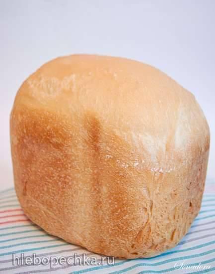 рецепт хлеба на медовой опаре