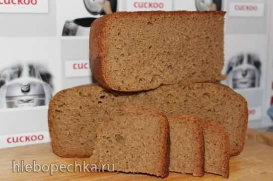Хлеб Заварной в Cuckoo 1051