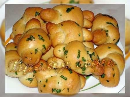 Булочки «Завитушки с маслинами» (Зейтинли долама)