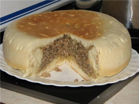 """Тесто """"финское"""" для пирогов"""