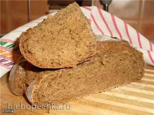 Хлеб А-ля Деревенский (духовка)