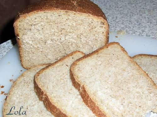 Хлеб пшенично - ржаной на хмелевой закваске Хлеб пшенично - ржаной на хмелевой закваске