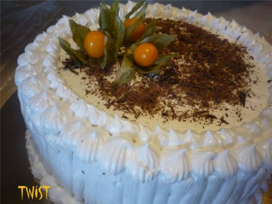 Торт Chocolate berry