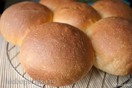 Творожная булка в хлебопечке