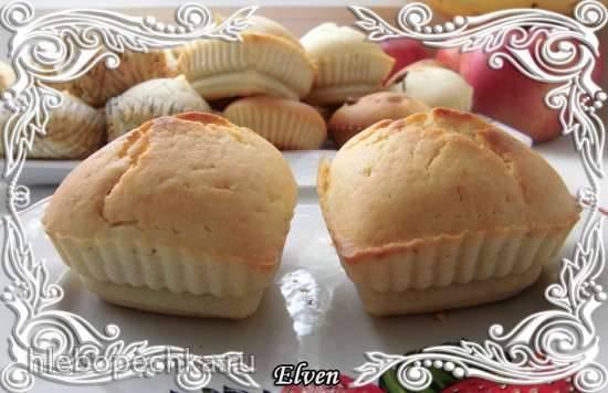 Кексики с вареной сгущенкой рецепт с фото