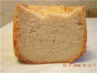Рисово-пшеничный с хрустящей корочкой