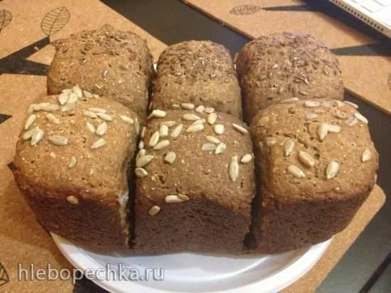 Ржаной хлеб или что делают улучшители? Ржаной хлеб или что делают улучшители?