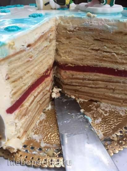 Торт Наполеон (сборник рецептов)
