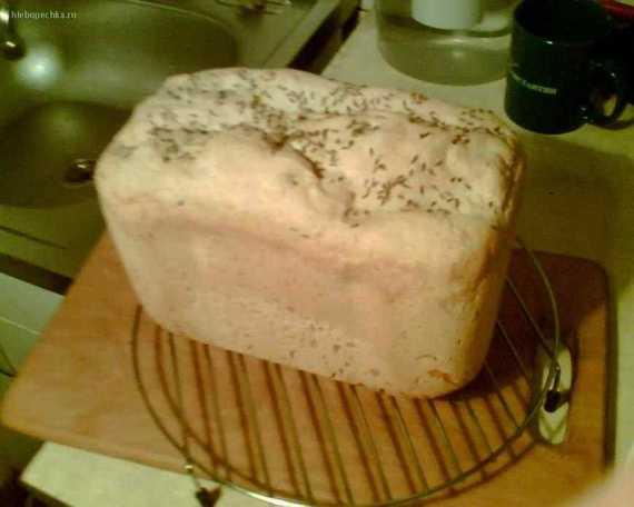 Деревенский хлеб (хлебопечка) Деревенский хлеб (хлебопечка)