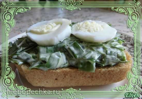 """""""Луковая намазка"""" на бутерброды"""
