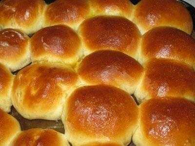 Баварские булочки (Dampfnudeln)