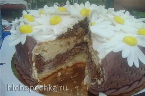 Торт «А-ля Чародейка» или «Махровый»