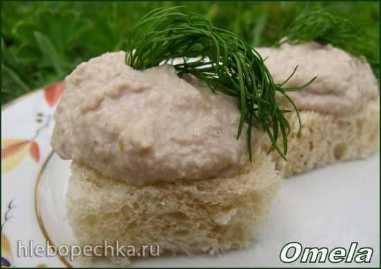 Селедочная паста