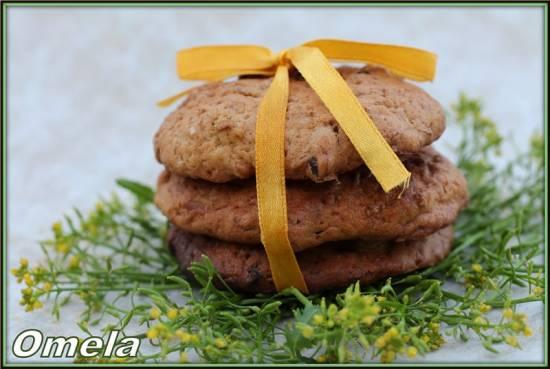 Печенье с кабачком