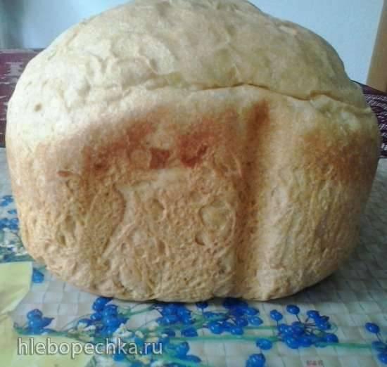 Хлеб со смальцем по М. Байле