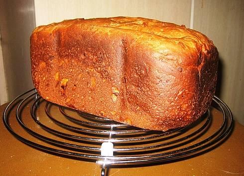 Кекс творожный с сыром дрожжевой (хлебопечка Moulinex OW 6002)