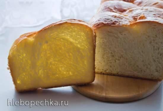 Белорусская хала на картофельном отваре в духовке