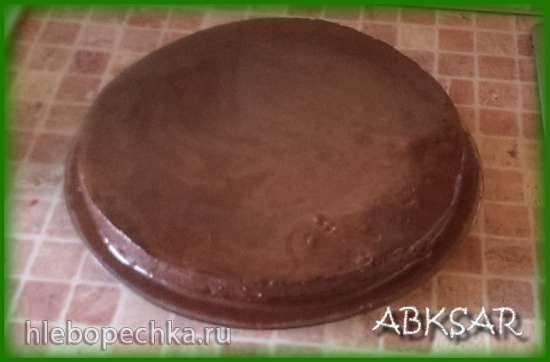 Торт Захер или Sachertorte