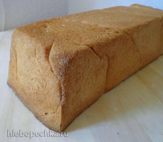 Хлеб для тостов в хлебопечке