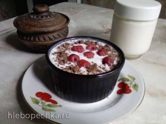 Йогурт с добавками