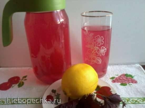 Напиток, который вкуснее любого лимонада