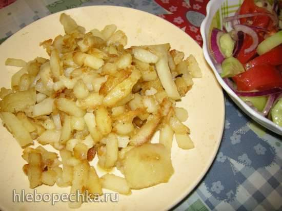 Картофель жареный (мультиварке Steba DD1)