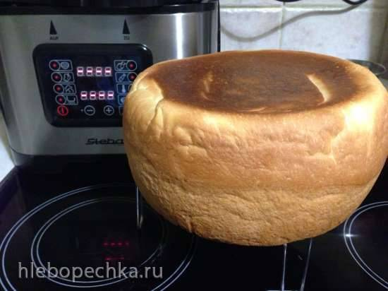 Хлеб Сливочный (скороварка Steba DD1) Хлеб Сливочный (скороварка Steba DD1)