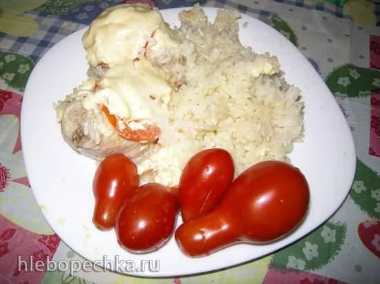 Курица с рисом (Steba DD1 ECO)