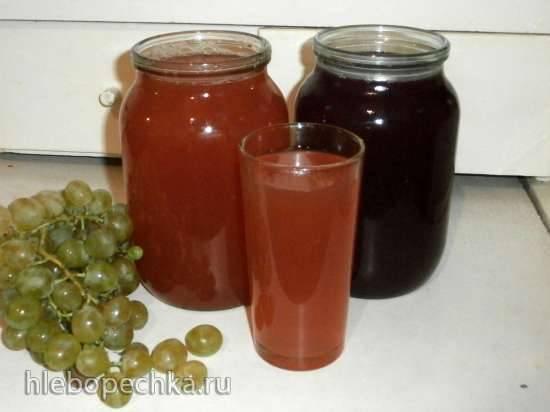 Сок виноградный в скороварке Comfort Fy 500