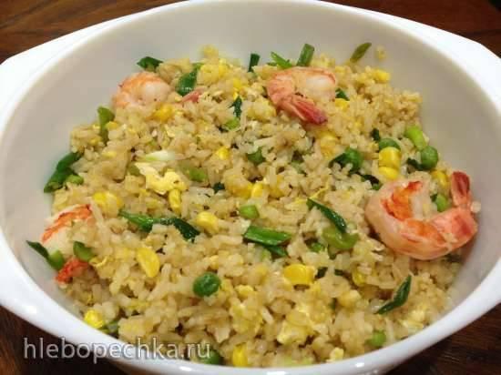 Рис по-вьетнамски (Steba DD1)
