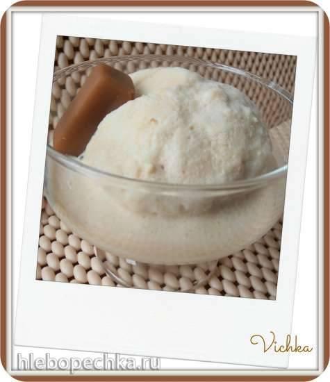 Мороженое Сливочная коровка в мороженице Brand