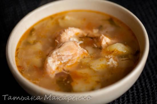 Рыбный суп а-ля солянка в скороварке Steba Рыбный суп а-ля солянка в скороварке Steba