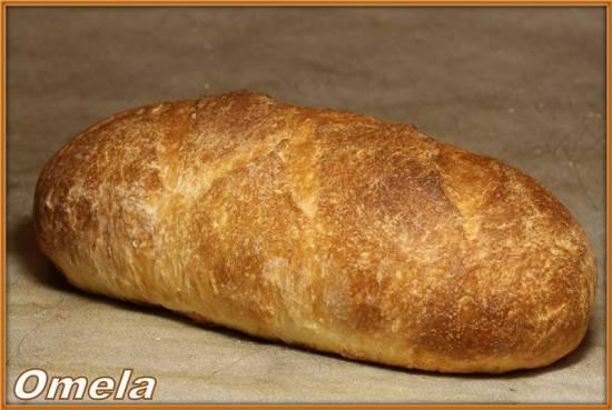 Пшенично - рисовый хлеб 50:50