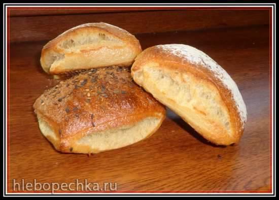 Английские булочки к завтраку Английские булочки к завтраку