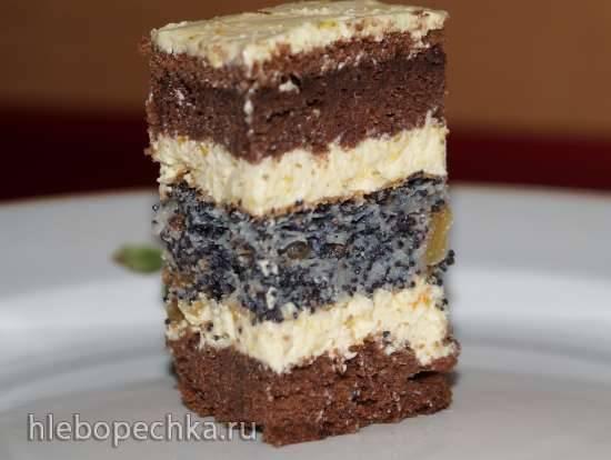 Торт-пляцок Эйфория