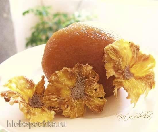 Домашний ананасовый джем