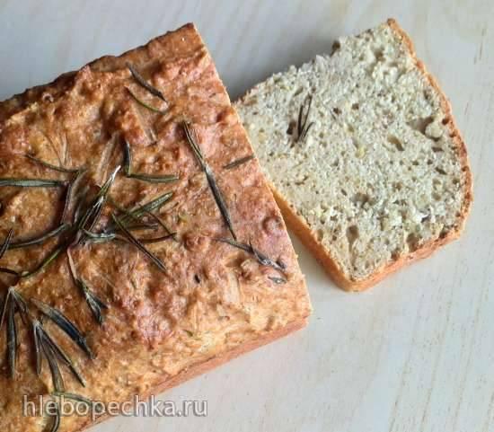 Тыквенный хлеб с пряными травами