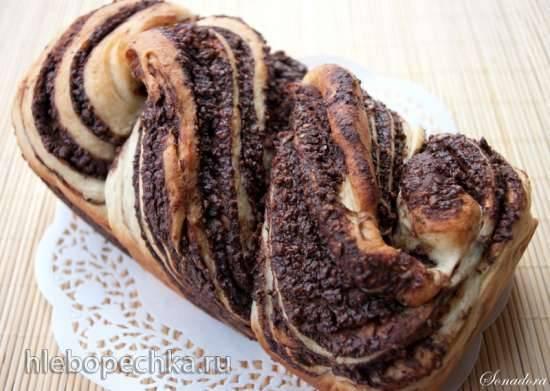Кранц с шоколадом и фундуком